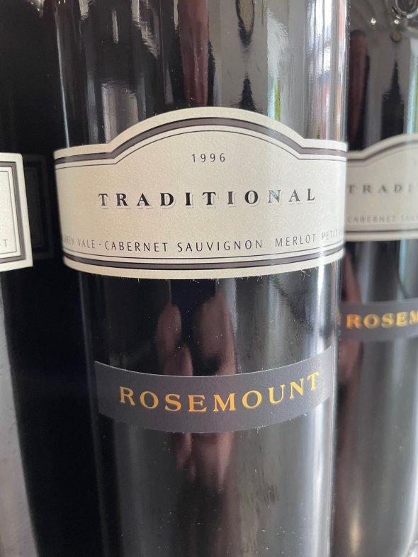 Rosemount, Traditional, McLaren Vale