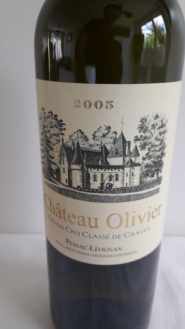Chateau Olivier, Blanc Cru Classe, Pessac-Leognan