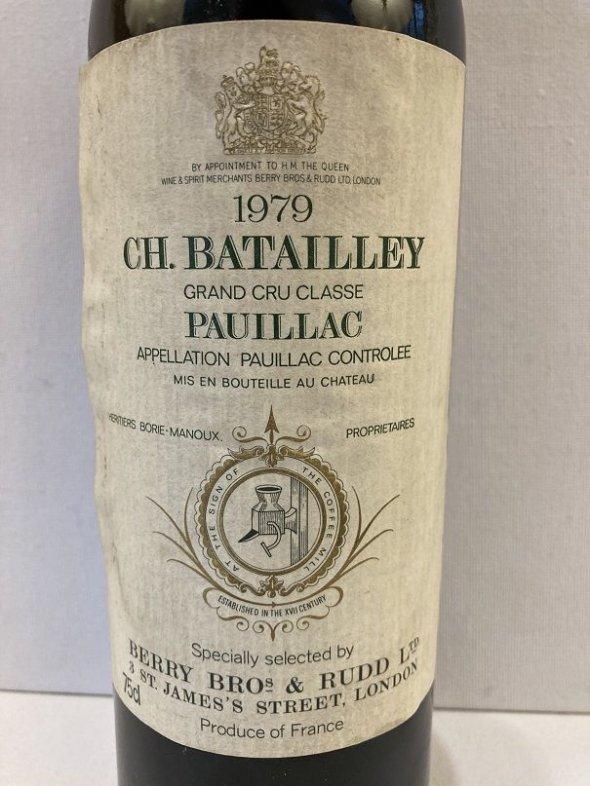 Chateau Batailley 5eme Cru Classe, Pauillac