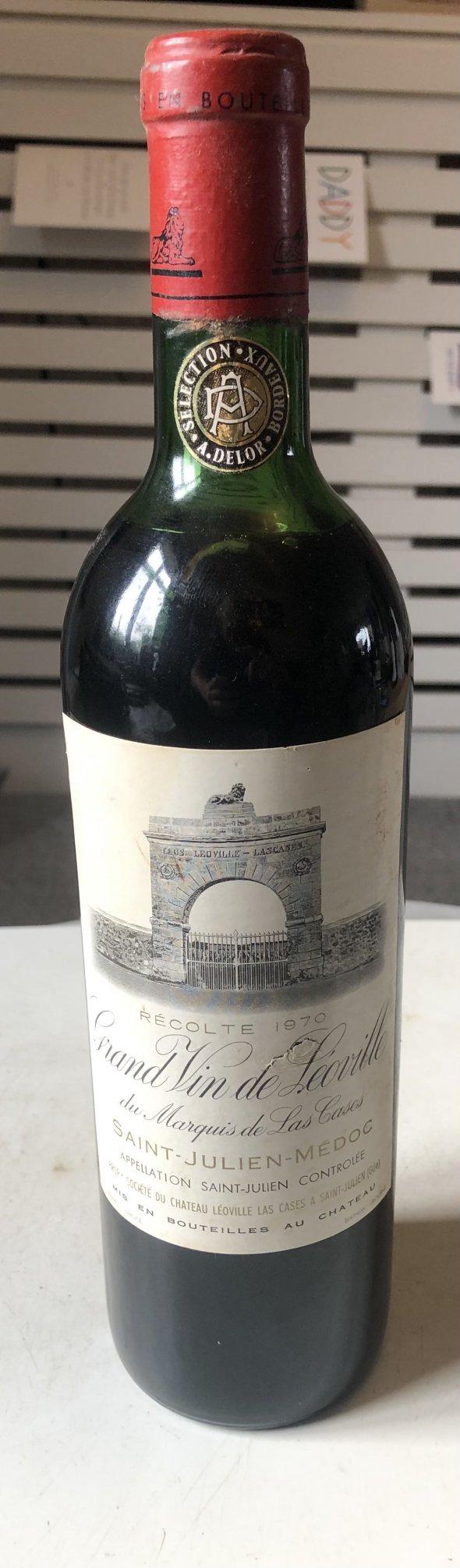 Grand Vin Leoville Marquis Las Cases, Saint-Julien