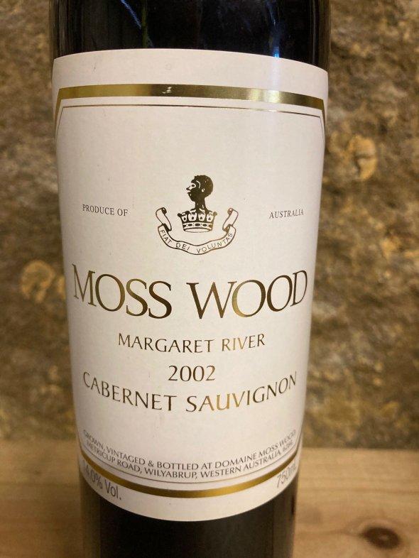 Moss Wood, Cabernet Sauvignon, Margaret River