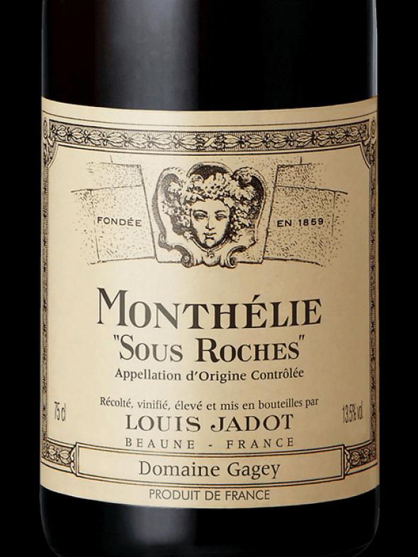 Domaine Louis Jadot, Monthelie, Les Sous-Roches