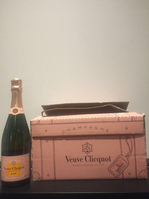 Veuve Clicquot Brut Rose