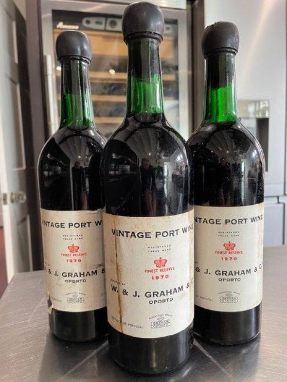 Graham's, Vintage Port