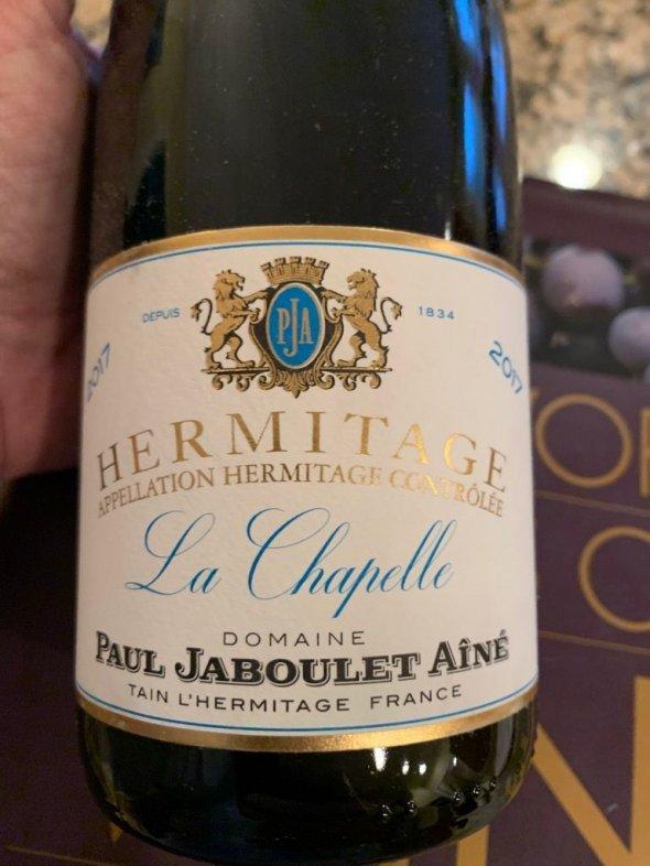 Paul Jaboulet Aine, Hermitage, La Chapelle Rouge
