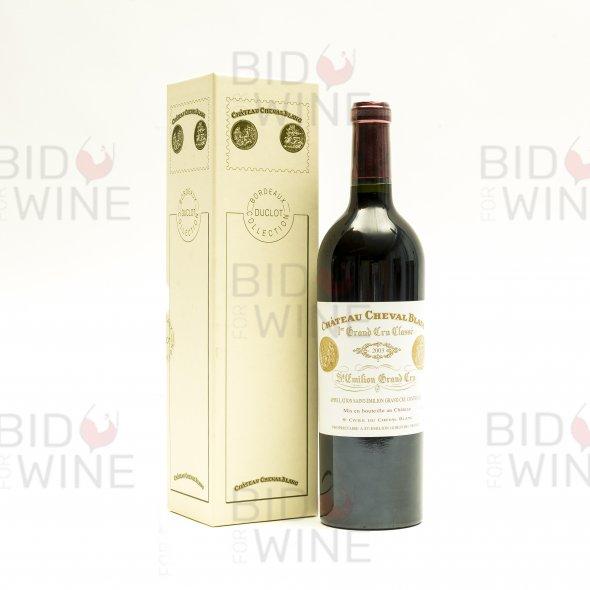 Chateau Cheval Blanc, Saint Emilion, Premier Grand Cru Classe A