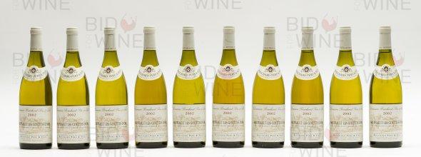 Bouchard Pere & Fils, Meursault Les Gouttes d'Or, Premier Cru