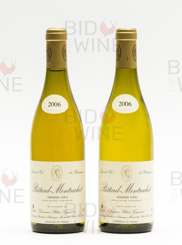 Domaine Blain Gagnard, Batard Montrachet, Grand Cru