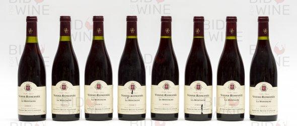 Domaine Bruno Clavelier, Vosne Romanee La Montagne, Vieilles Vignes