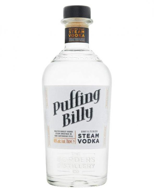 The Borders Distillery 'Puffing Billy' Steam Vodka