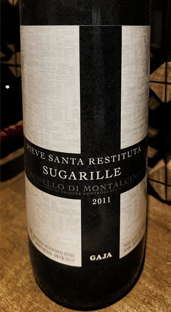 Pieve Santa Restituta (Gaja), Brunello di Montalcino, Sugarille