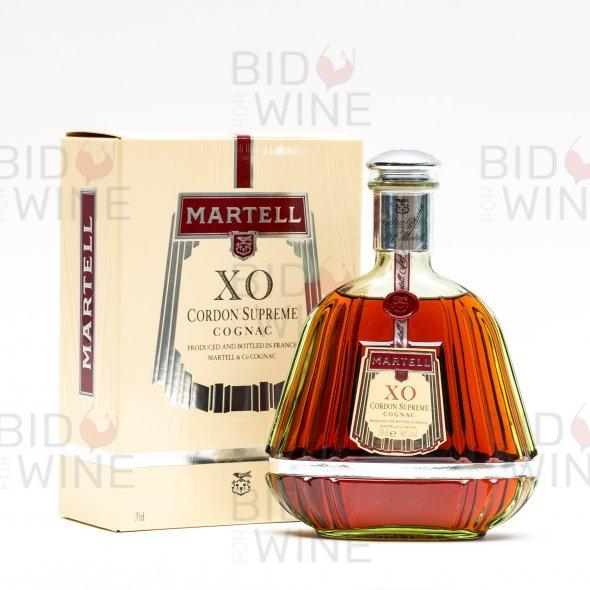 Martell XO Cordon Supreme, circa 1988