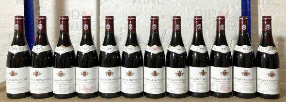 Domaine Ramonet, Chassagne-Montrachet Premier Cru, Clos de la Boudriotte Rouge