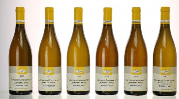 Jean-Marc Pillot, Chassagne-Montrachet Premier Cru, Morgeot Blanc