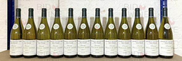 Domaine William Fevre, Chablis Grand Cru, Les Clos