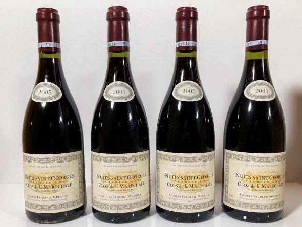 Jacques-Frederic Mugnier, Nuits-Saint-Georges Premier Cru, Clos de la Marechale Rouge