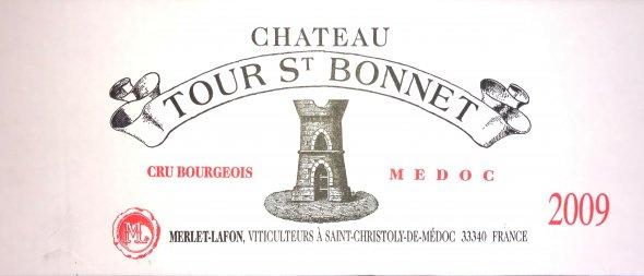La Tour St Bonnet