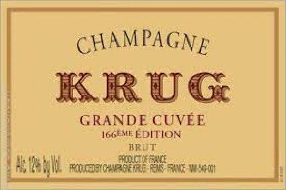 Krug Grande Cuvee 166eme Edition