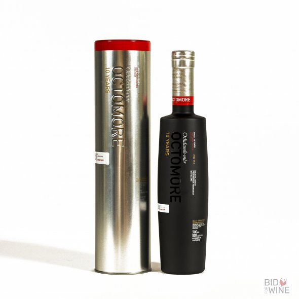 Bruichladdich Octomore 10 Years Old