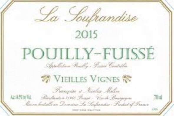 Pouilly Fuisse Vieilles Vignes