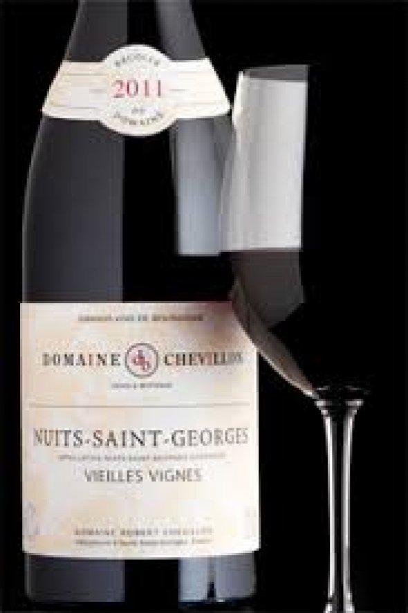 Nuits Saint Georges, Vieilles Vignes
