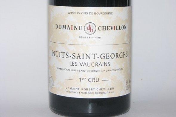 Nuits Saint Georges, Les Vaucrains