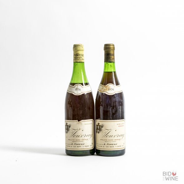 Vouvray Tasting Duo