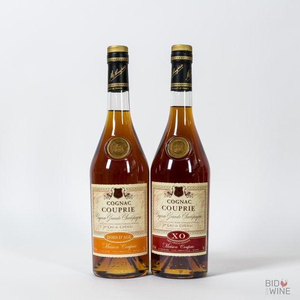 Mixed Cognac
