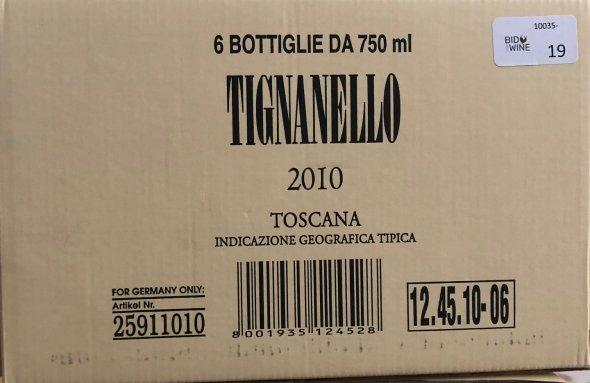 Tignanello, Antinori