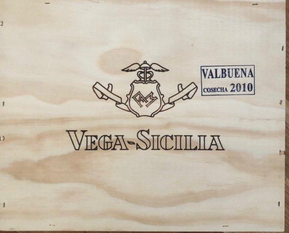 Valbuena, Vega Sicilia