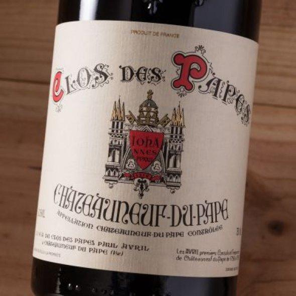 Clos des Papes, Chateauneuf-du-Pape