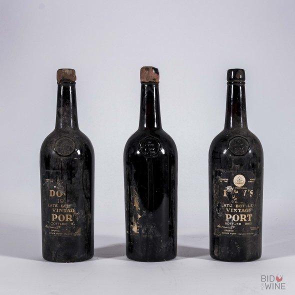 Dow's Late Bottled Vintage Port