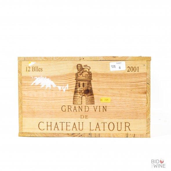 Chateau Latour, Pauillac, 1er Cru Classe