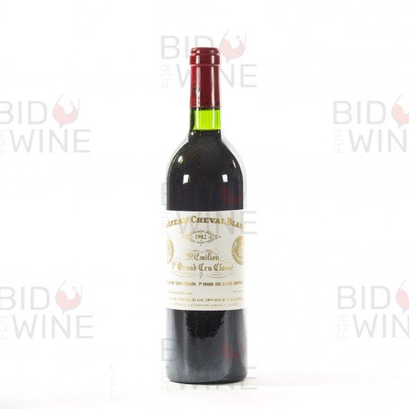 Chateau Cheval Blanc, St Emilion, 1er Grand Cru Classe A
