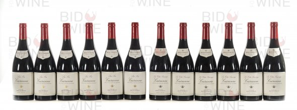 Boutinot, Cairanne Mixed Lot: La Cote Sauvage (6 bottles); Les Six (6 bottles)